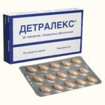 Таблетки Детралекс от геморроя: особенности применения, противопоказания и аналогичные средства