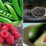 10 продуктов с высоким содержанием клетчатки для добавления в ваш рацион питания