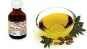 Лечение геморроя касторовым маслом